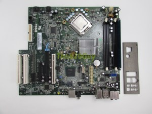Dell XPS 420 Motherboard TP406  Core 2 Duo E6750 266GHz