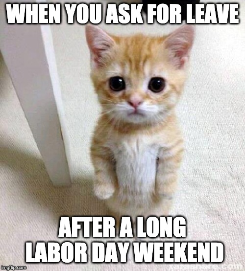 25 Best Labor Day Memes