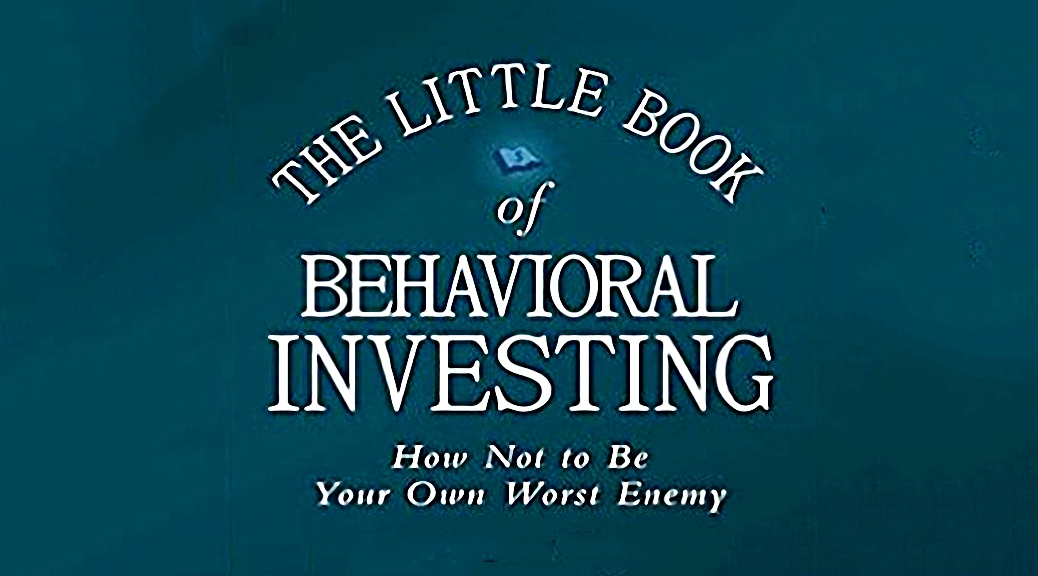Behavioural Investing - The Lessons