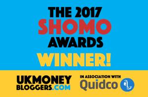 SHOMOs 2017 Winner