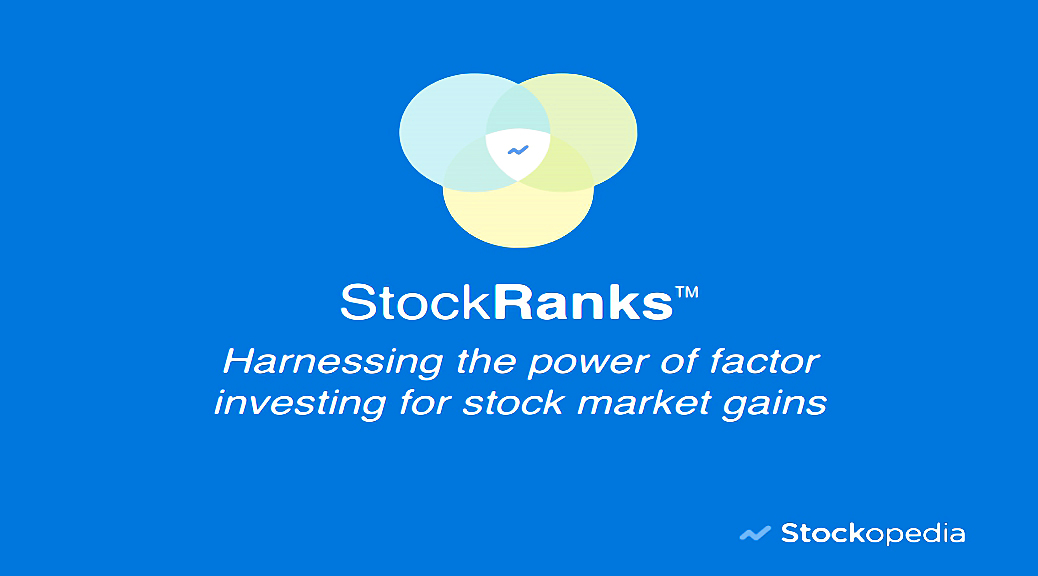 Five Years of Stockopedia StockRanks