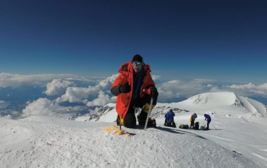 Summit of Denali!