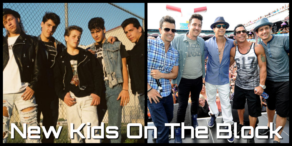 new kids on the block then and now