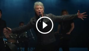 Bon Jovi - 'Walls' Official Music Video - 80's Legends Today