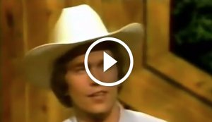 George Strait - 'If You're Thinking You Want A Stranger' Live