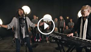 Foreigner - 'I Want To Know What Love Is' Featuring Shriners Hospitals for Children Patients