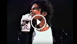 Michael Jackson - 'Billie Jean' Live at Wembley Stadium 1988
