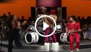 Van Halen - 'And The Cradle Will Rock' 1980