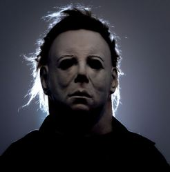 Michael Meyers still from Halloween