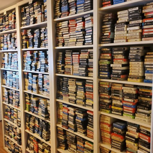 The 8-Track Tape Store