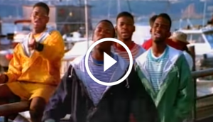 Boys II Men - 'End of the Road' Music Video