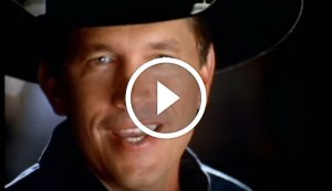 George Strait - 'Carrying Your Love With Me' Music Video