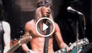 Poison - 'Stand' Official Music Video