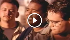 All-4-One - 'I Swear' Music Video