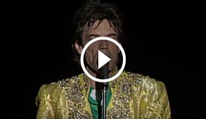The Rolling Stones - 'Almost Hear You Sigh' Live in Tokyo 1990