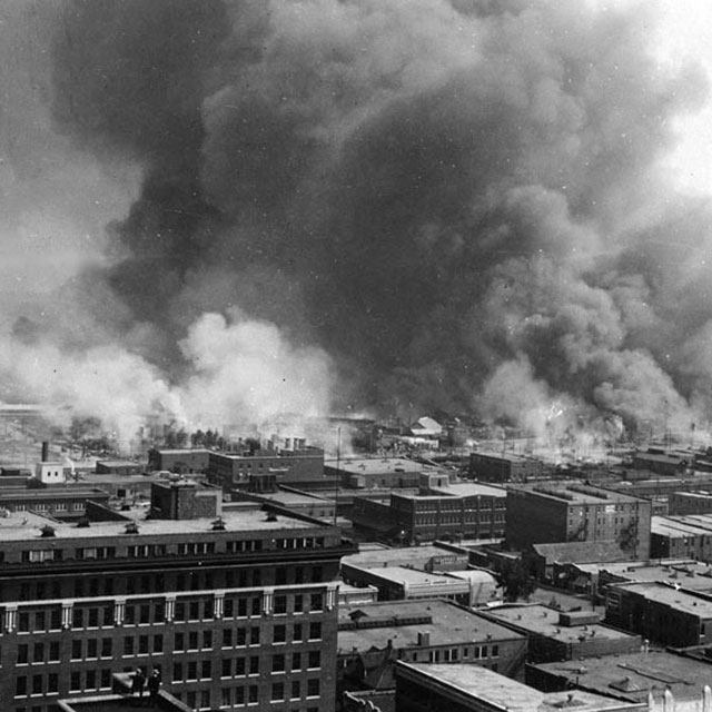 8 Things You Need To Know About The Tulsa Race Riot