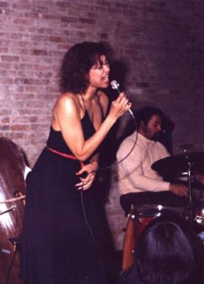 Phyllis Hyman and The P/H Factor, 1975.
