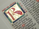 manuscript, illuminated, illumination, calligraphy