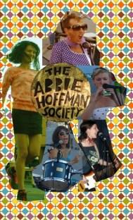 Abbie Hoffman Collage