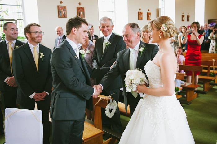 Giving Away The Bride: Incredible American Wedding Traditions to follow