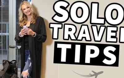 SOLO TRAVEL TIPS AND HACKS