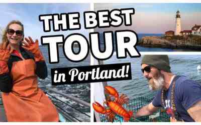 THE BEST LOBSTER TOUR IN PORTLAND, MAINE