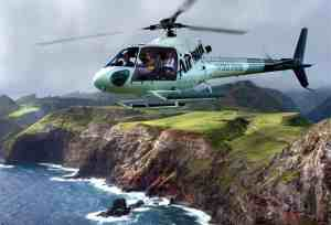 Helicopter in Hawaii, Abundant Travel Tips