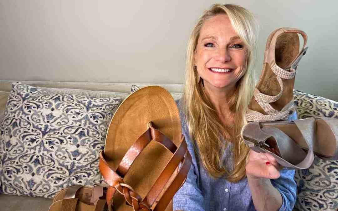 Best Sandals to Pack & Wear While Traveling (I Tried Out 16 Different Pairs)