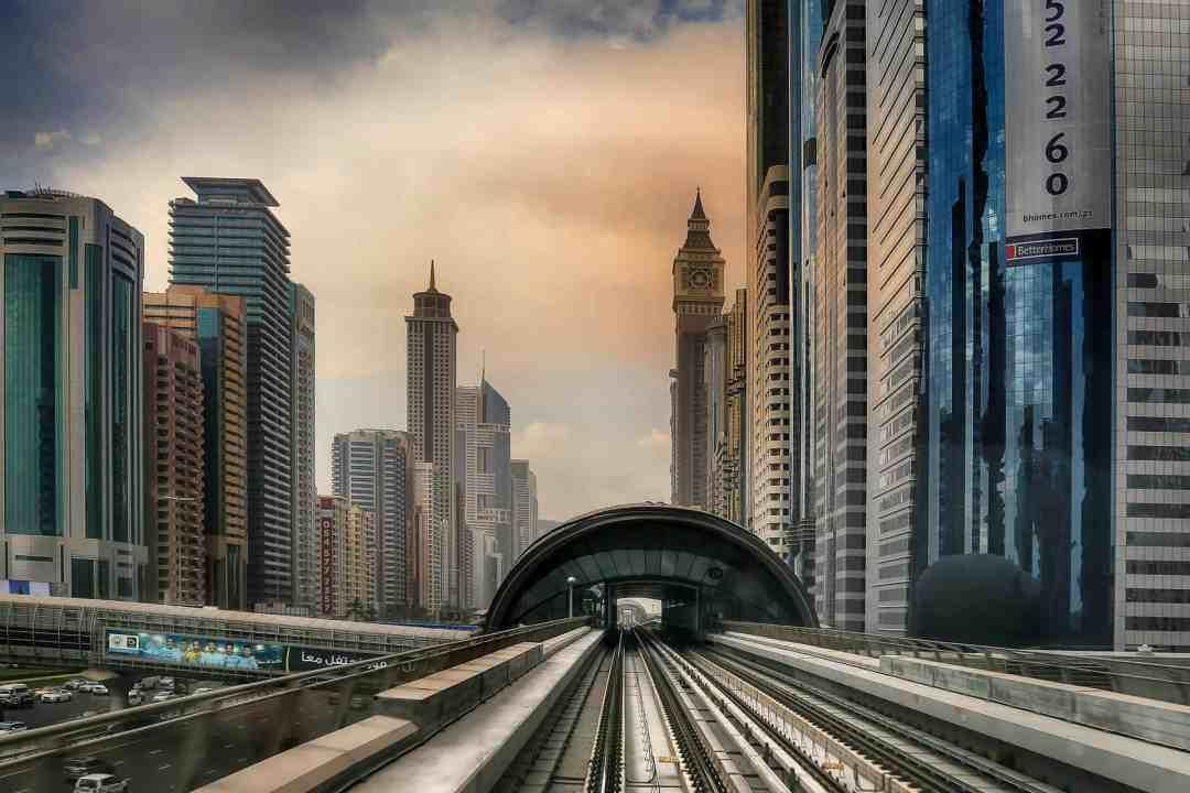Dubai RTA transit