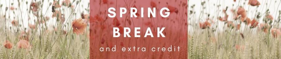 Spring Break (banner)