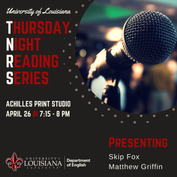 Thursday Night Reading Series