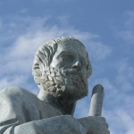 What Aristotle said 2,000 years ago is still true today
