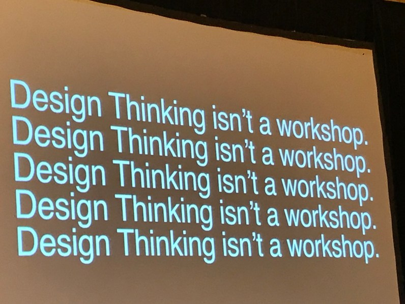 Design Thinking Joni Saylor IBM