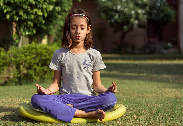 Managers are starting to embrace meditation to reduce stress and boost productivity