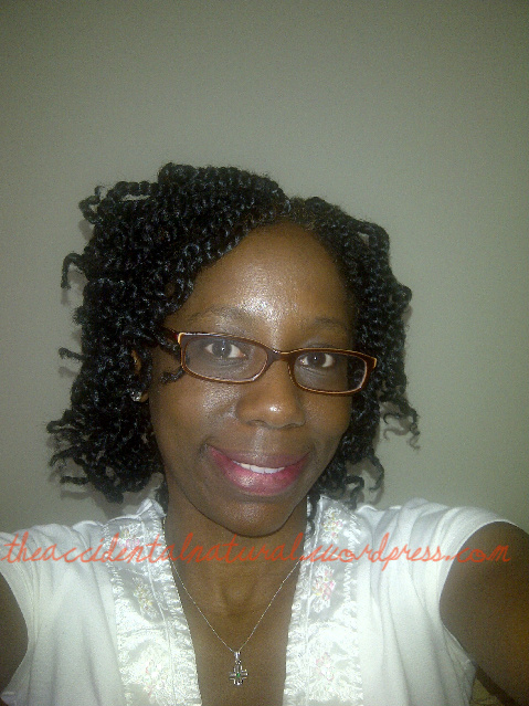 Long Kinky Twist Braids Not Done From The Shop