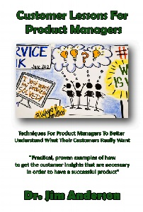 New Book: Customer Lessons For Product Managers