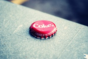 People are concerned about their health and it's hurting sales of Coke