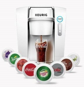 The Keurig Kold soda maker is gone. What happened?