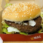 The Big Mac just is not relevant any more