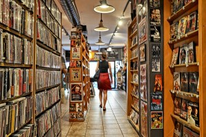 It turns out that some video stores still do exist – how have they done this?