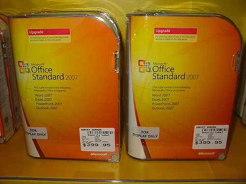 Microsoft Office Changes Very Slowly