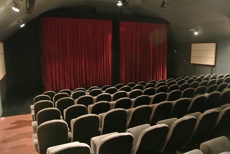 How can movie theater product managers get customers to come back? Image Credit: I G