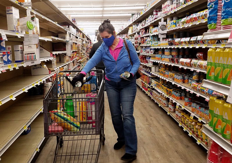 The pandemic is allowing grocery product managers to make changes