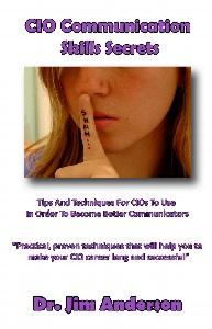New Book: CIO Communication Skills Secrets