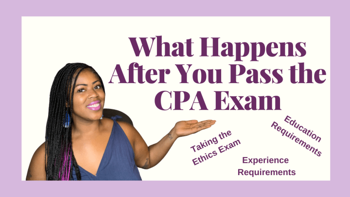 Getting Your CPA License – The Process