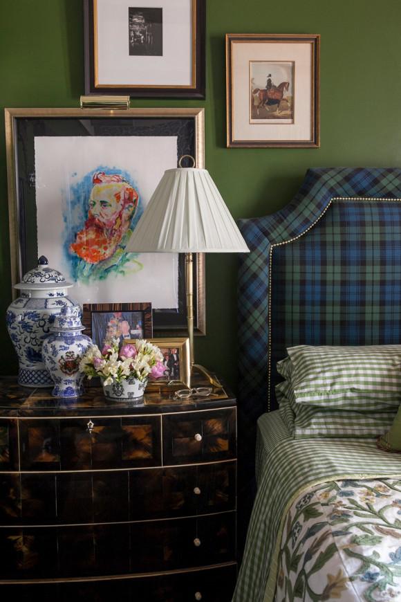 Ace of Space - Scot Meacham Wood Home - Mayfair Headboard
