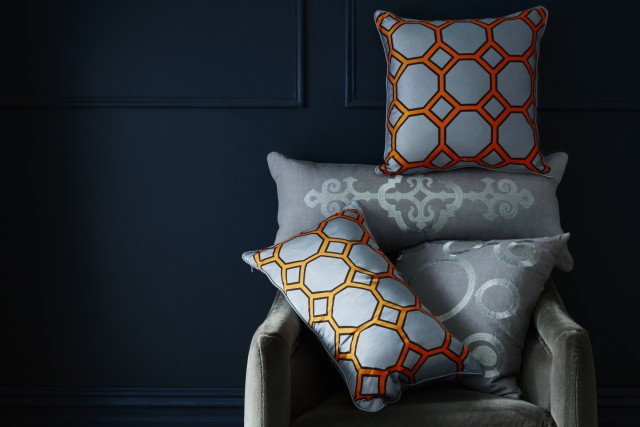 Pattern Play :: The Luxurious World of Thurston Reed