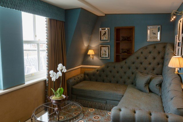 MILESTONE HOTEL, LONDON #travelideas #luxuryhotels #londonhotels