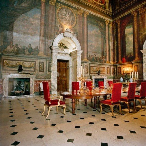Great Houses, Modern Aristocrats-Blenheim Palace