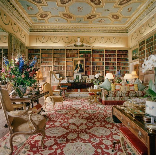 Great Houses, Modern Aristocrats-Goodwood House